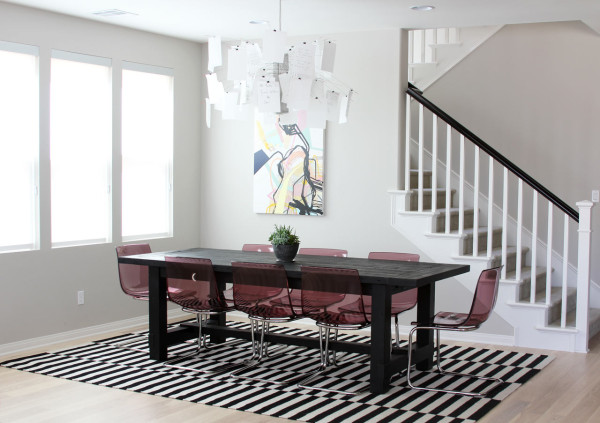 Ingo Maurer Zettelz 5 Chandelier, 5 Ways in main interior design home furnishings  Category