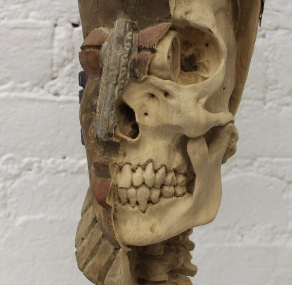 Maskull Lasserre: Re carving Sculpture in main art  Category