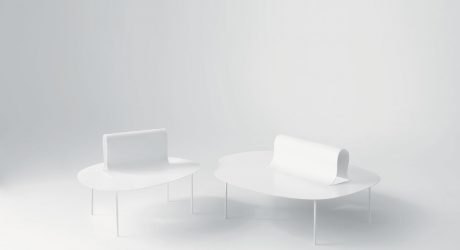 A Furniture Collection That Looks Like It's Softer Than Steel
