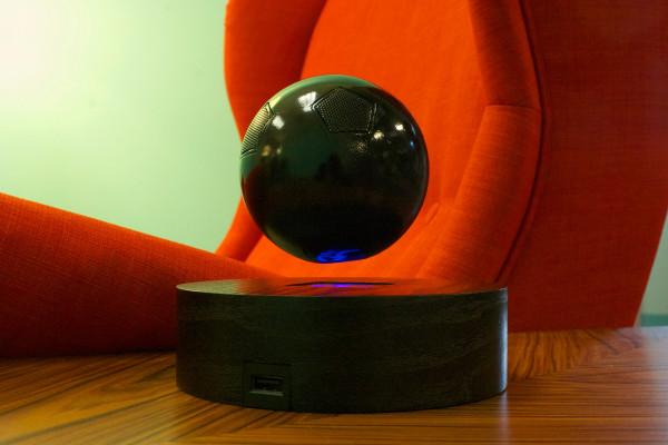 An Isolated Case: OM/ONE Is World's First Levitating Bluetooth Speaker  in technology main  Category