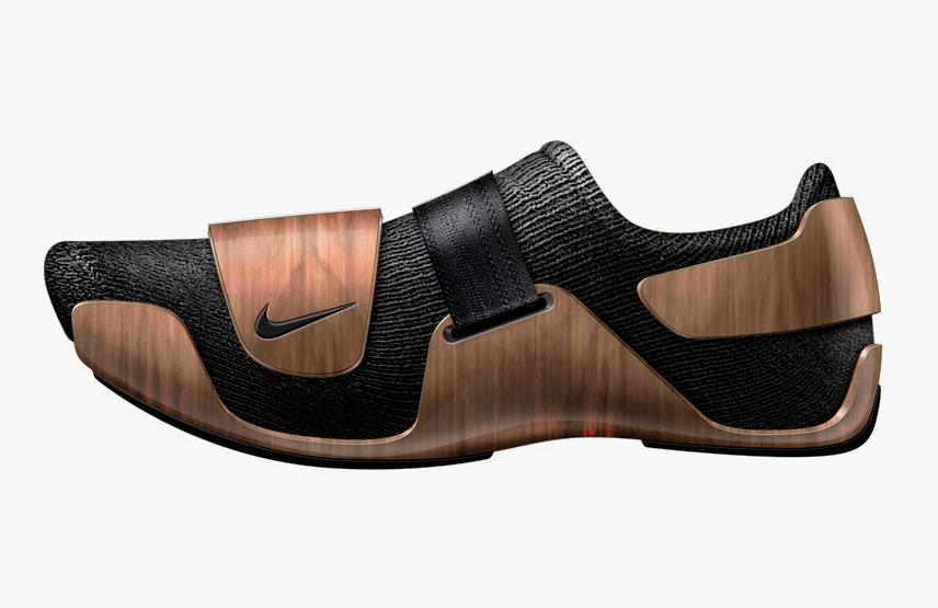 "Ora-Ïto ""NikeEames"" Pays Homage to the Eames' Lounge Chair"