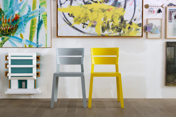 A Chair Inspired by Orange Crates in main home furnishings  Category
