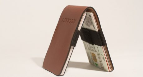 Slim Wallet by Aecraft