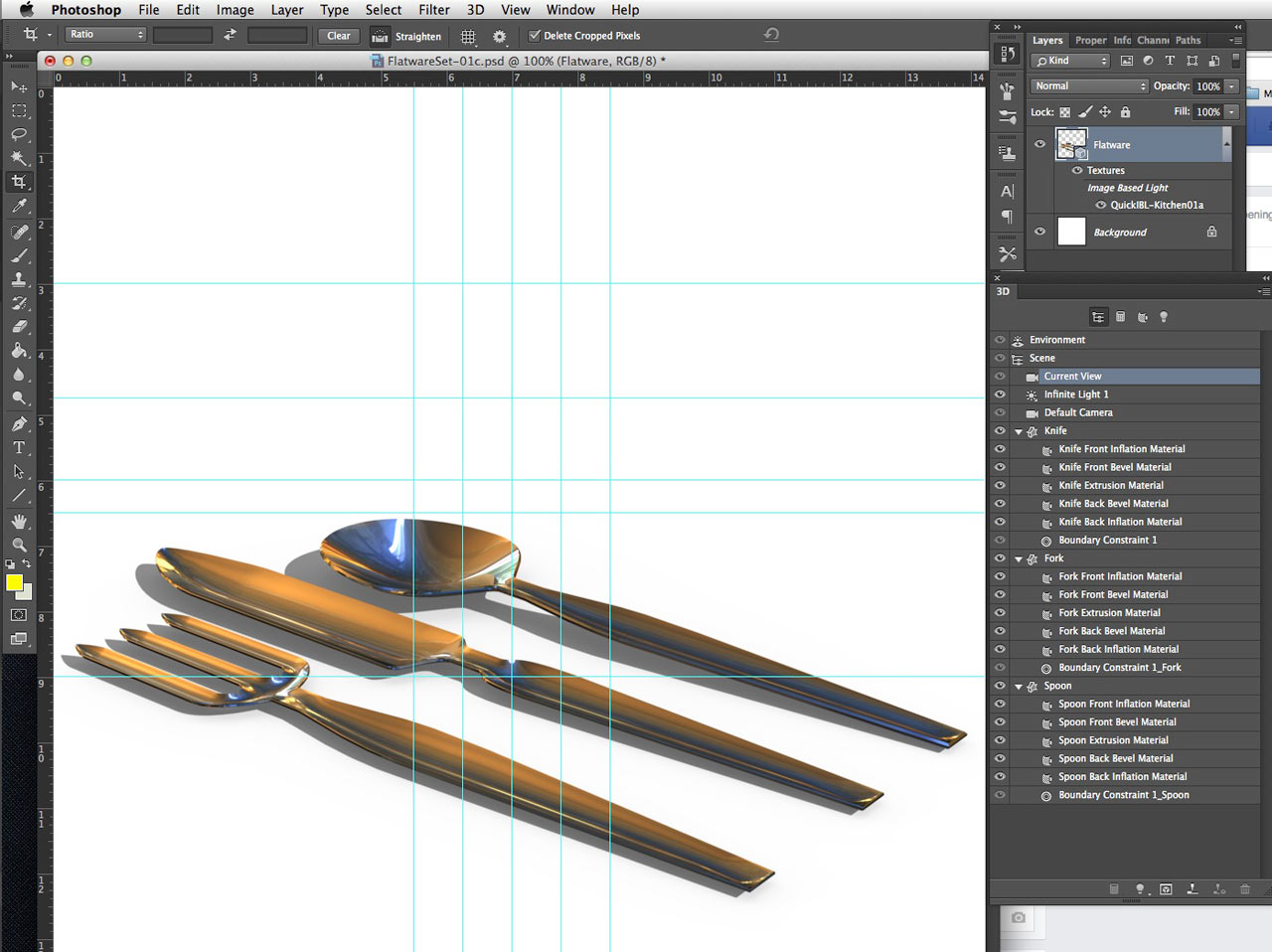 Tips & Tricks for 3D Printing in Photoshop CC