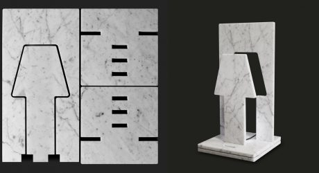 40 X 40: Objects Made from Single Marble Tiles