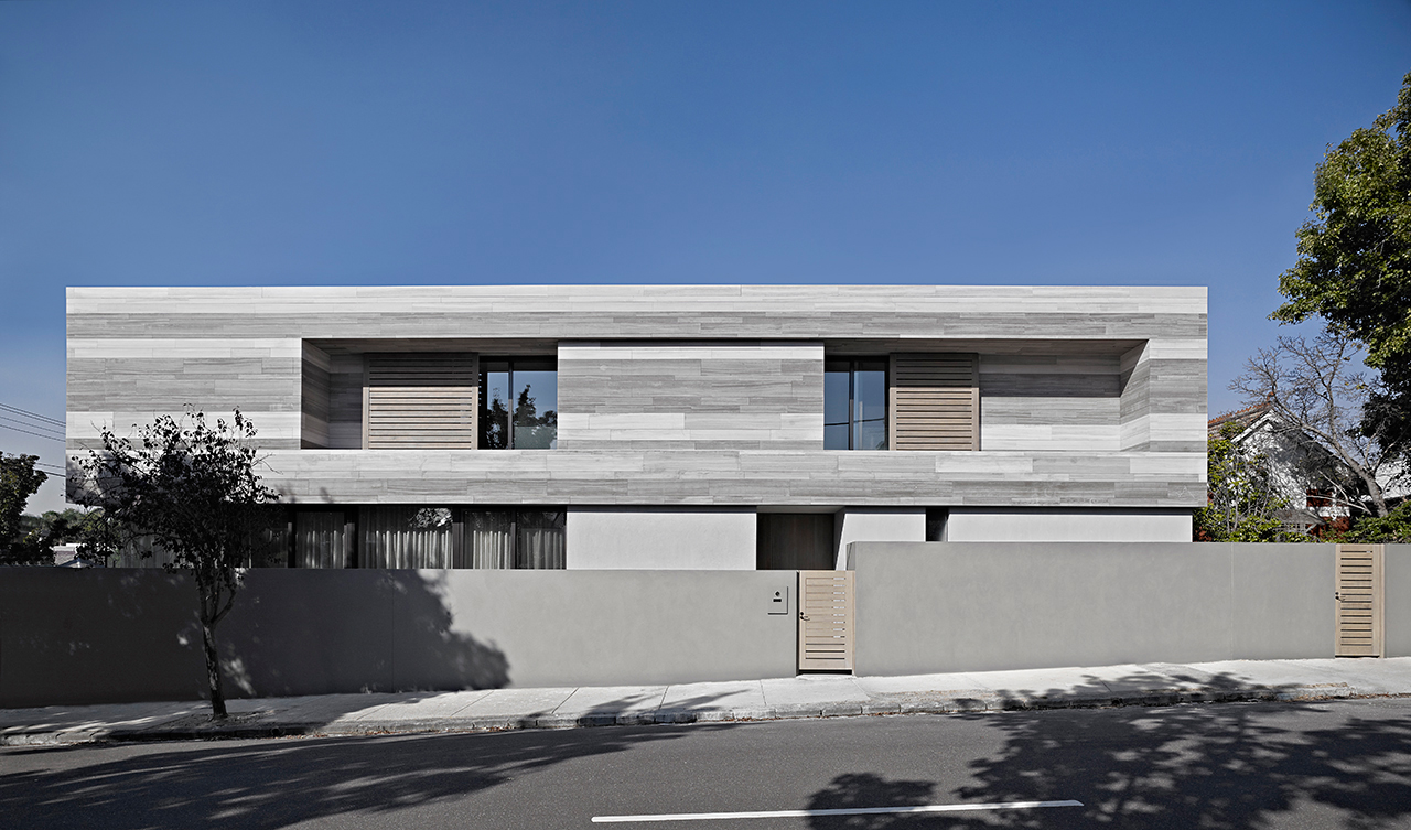 Cassell Street: A Contemporary Byzantine Residence