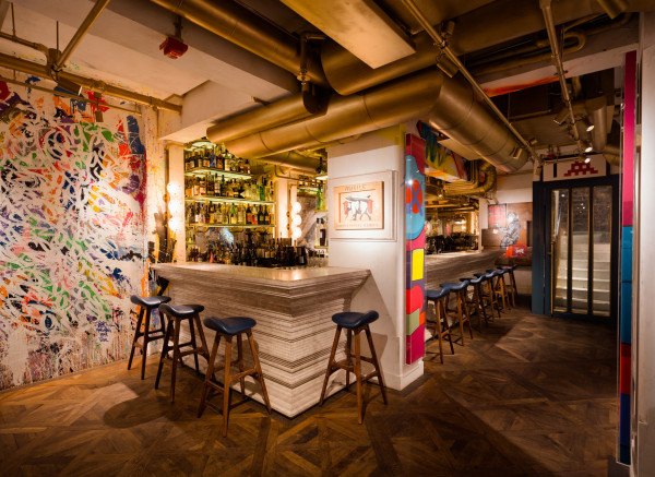 Deco Lounge Bar Restaurant. Top Nightclubs U Bar Review Photos ...