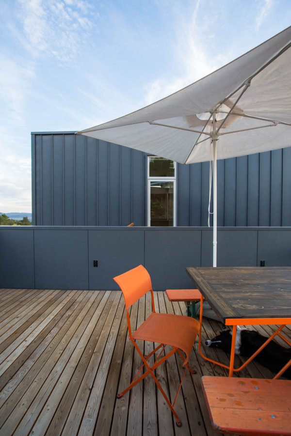 architectural digest modular home designs. Cloverdale Prefab Method Homes Chris Pardo 19 A Modular Home in the Hills of Sonoma County  Design Milk