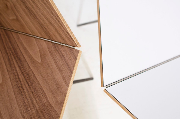 Cut & Fold: Modern, Origami Like Furniture in main home furnishings  Category