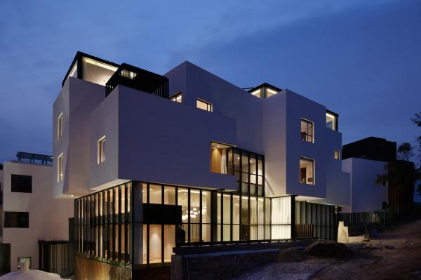 destin hotelwind_team bldg 18 facade_bldg1 - Minimalist Hotel Design