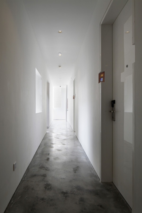 Minimalist Hotel Made Of Boxes Quot Growing Quot From The