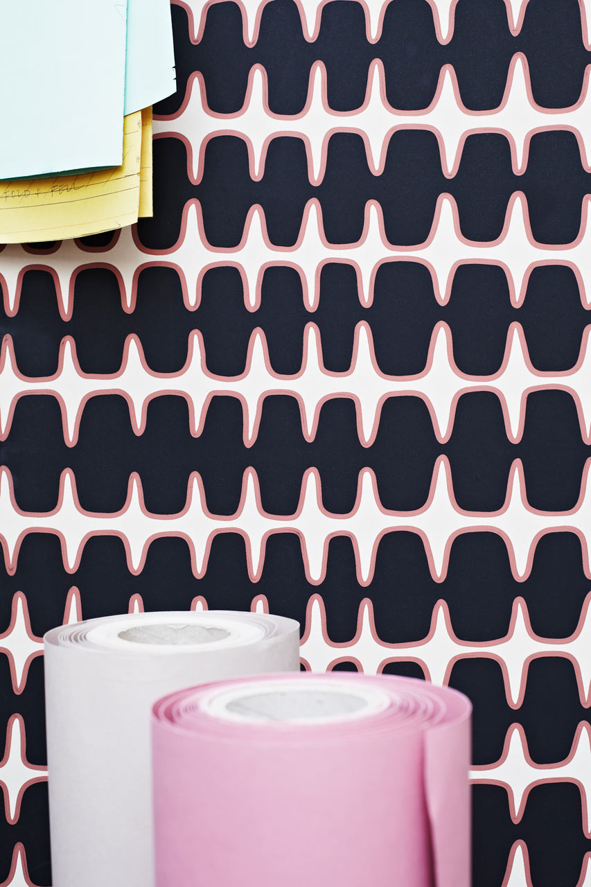 Eley Kishimoto Launches First Wallpaper Collection