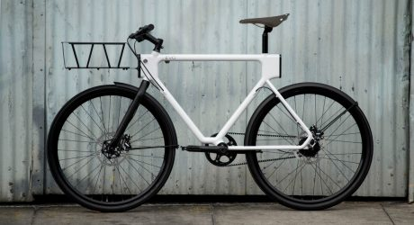 A Hybrid Bicycle Built for the Changing Needs of City Dwellers
