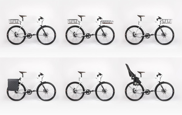 EVO Urban Utility Bike-16