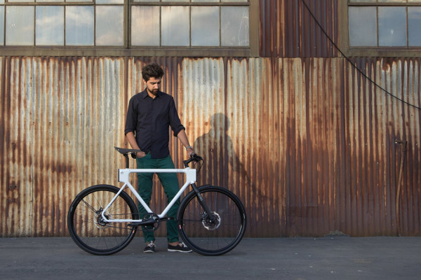 EVO Urban Utility Bike-6