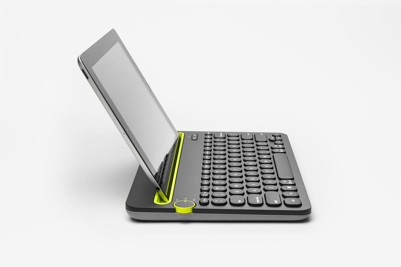 Logitech K480: One Keyboard To Rule Them All