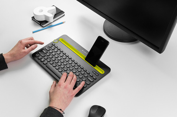 Logitech K480: One Keyboard To Rule Them All in technology main Category