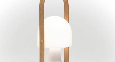FollowMe: A Portable, Rechargeable Lamp Easy to Carry Around