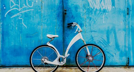 A Light, Smart eBike for City Dwellers