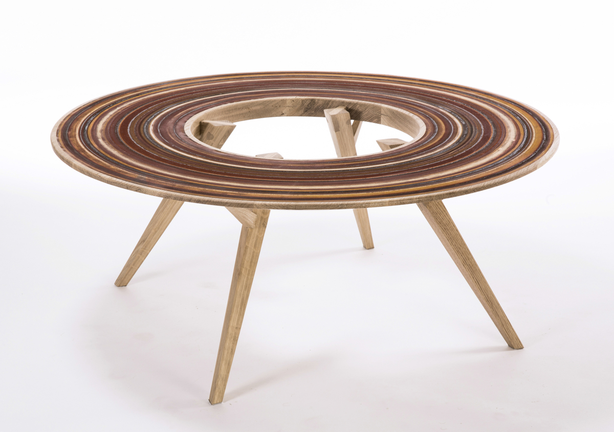 Grit: Furniture Made with Sandpaper