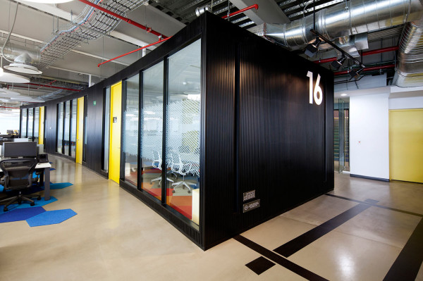 A Corporate Office in Mexico City Makes Creative Use of Space to Keep Employees Energized
