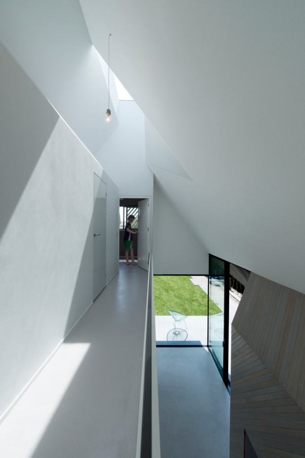 A Contemporary Addition to an Existing Dutch House in main architecture  Category