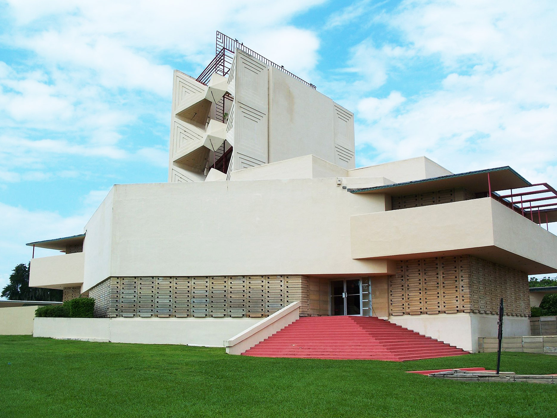 3D Printing Rescues Frank Lloyd Wright's Annie Pfeiffer Chapel