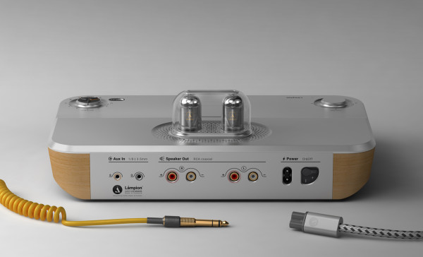 Låmpion Hybrid Vacuum Tube Amplifer in technology main  Category