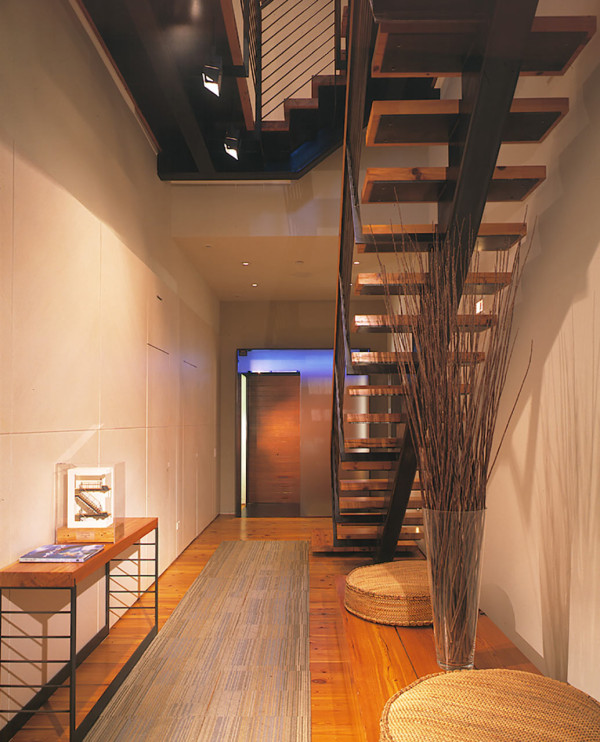 Leroy Street Townhouse Turett Collaborative Architects 2