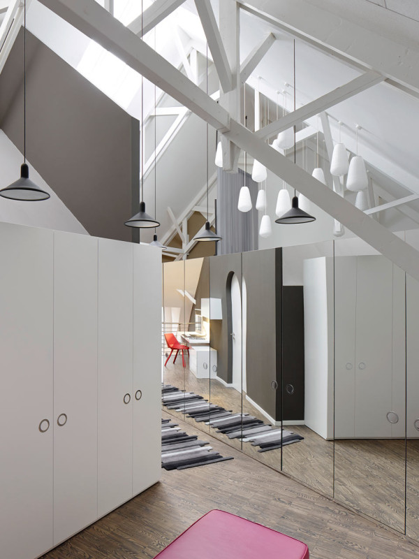 Army Barracks Become a Loft Full of Perfection in main interior design architecture  Category