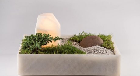 MÖKKI Planter/Lamp Pot by PECA