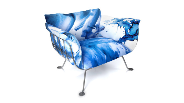 Nest Chair by Marcel Wanders for Moooi, exclusively for YOO Home