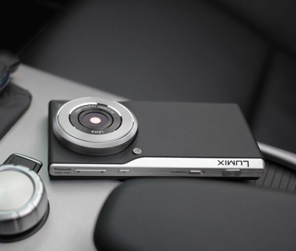 The Panasonic Lumix CM1 Blurs Line Between Camera and Smartphone