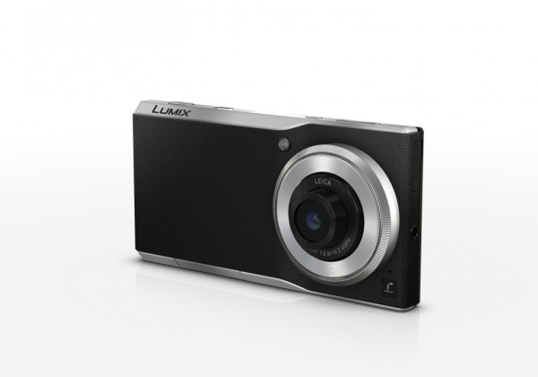 The Panasonic Lumix CM1 Blurs Line Between Camera and Smartphone in technology main Category