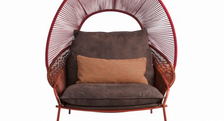 The Traveler Collection: Stephen Burks for Roche Bobois