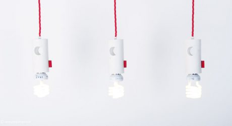 G/01* Lamp: A Mix of Scandinavian and Japanese Design