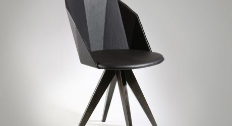 Echo: Furniture Inspired by the Art of Origami