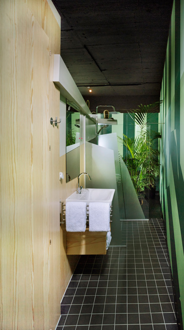A One of a Kind Hotel Room at Volkshotel Amsterdam in main interior design  Category
