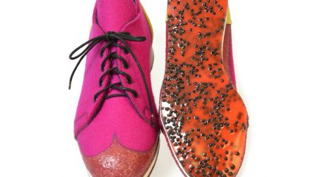 Customizable Wool Shoes to Fit Your Personality