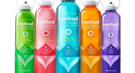 Win Method Air Refreshers for A Whole Year + $1,000 Target Gift Card!