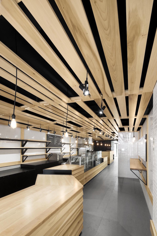 Au Pain Doré by Naturehumaine in main interior design architecture  Category