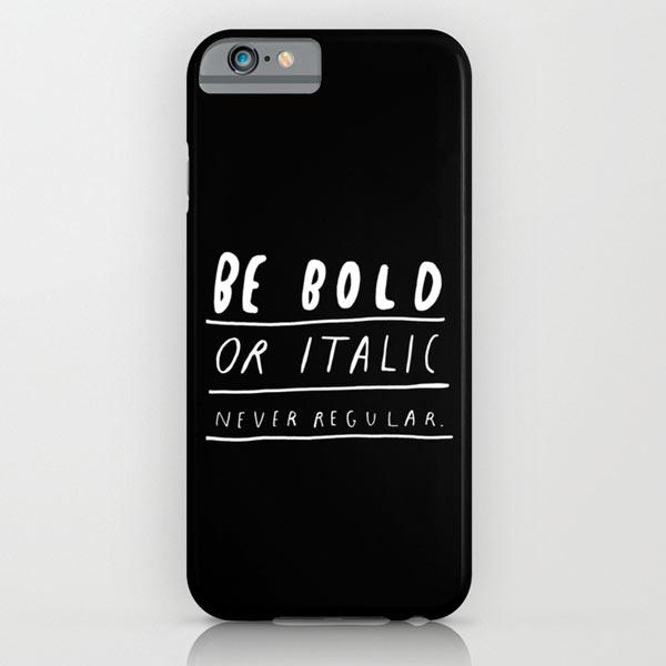 bold-font-type-iphone-6-case-black