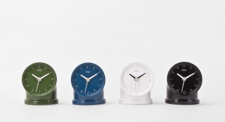 Plumber Clock by Andrea Bellotto for BOZU