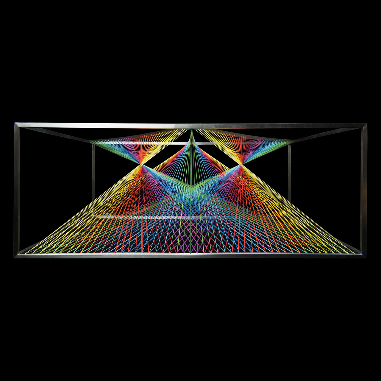 Prism Coffee Table by Maurie Novak