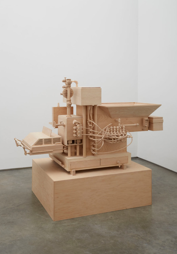 Machine of Indeterminacy, 2014