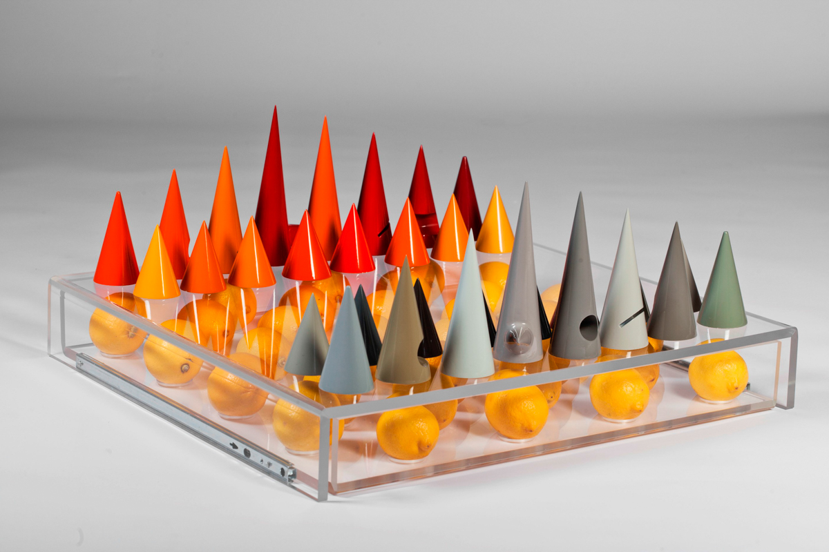 A Colorful Chess Set That Can Be Used in Multiple Ways