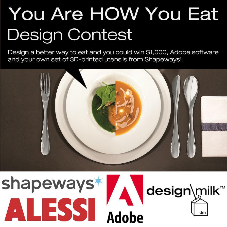 Win $1,000 + More – Enter Our Utensil Design Contest!
