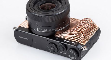 Eras of Design Inspire Custom 3D Printed Covers For the Panasonic LUMIX GM1