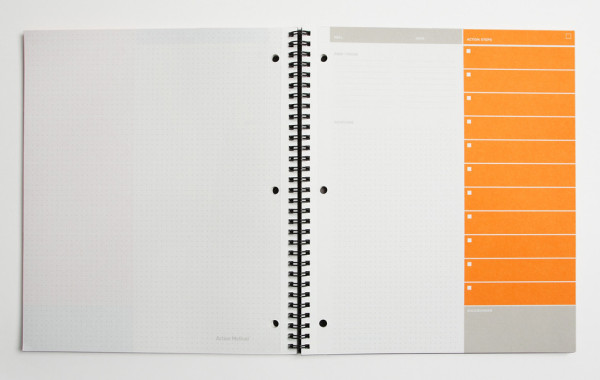 Behance-ACTION.BOOK.ORANGE