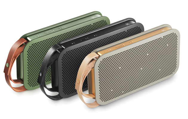 Posh Portability: The B&O BeoPlay A2 Speaker